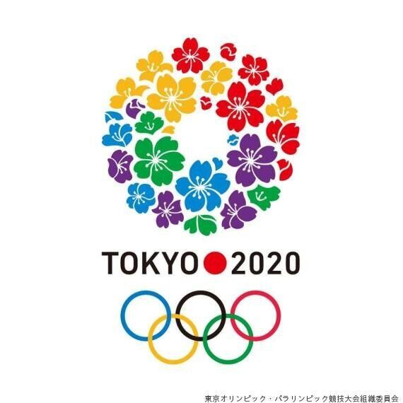 도쿄올림픽 벚꽃 엠블럼, 본선 사용은 못