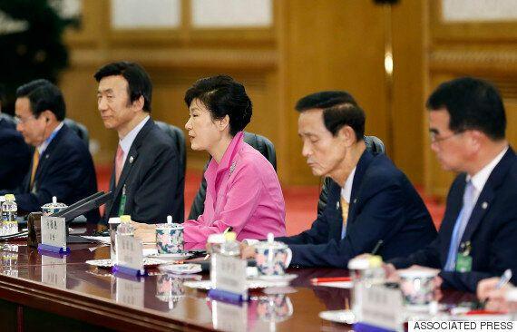 북한, 박 대통령 한중 정상회담 발언에