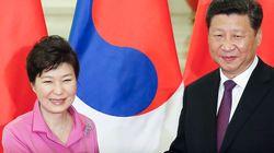 북한, 박 대통령 한중회담 발언
