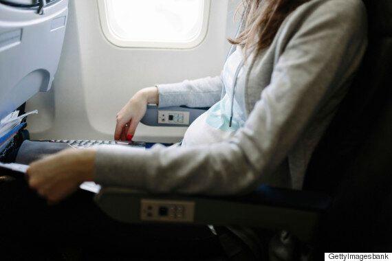 비행기에서 손을 대면 안 되는