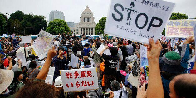 아베 정권의 행보와 일어서는 일본