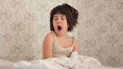잠이 부족하면 감기 더 잘