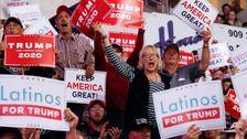 Ατού Λέει Ισπανόφωνων Ψηφοφόρων Στο Νέο Μεξικό Rally: