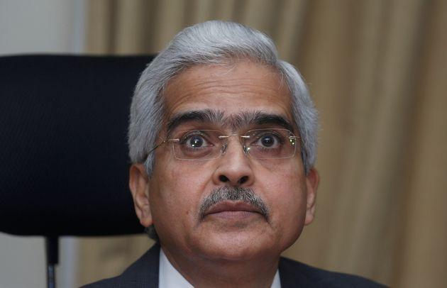 File image of Reserve Bank of India (RBI) Governor Shaktikanta