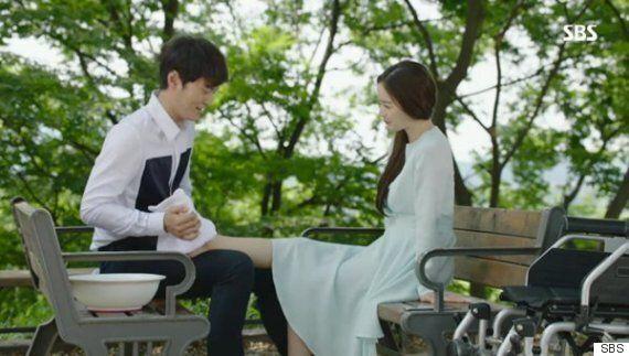 '용팔이'에 등장한 주원과 김태희의 '직방'