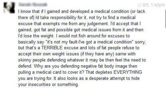 만성 질환에 시달리는 내 몸 사진을 인스타그램에 올렸더니 이런 일이