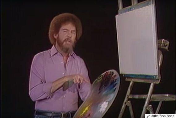 '색맹인'을 위한 밥 아저씨의 그림 그리기