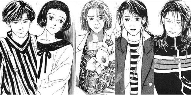 만화가 이은혜의 '블루', 18년 만에 연재