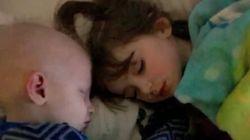 쌍둥이 누나의 '줄기 세포'를 기증받은