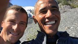 오바마, 인스타그램으로 많은 사람의 질투를