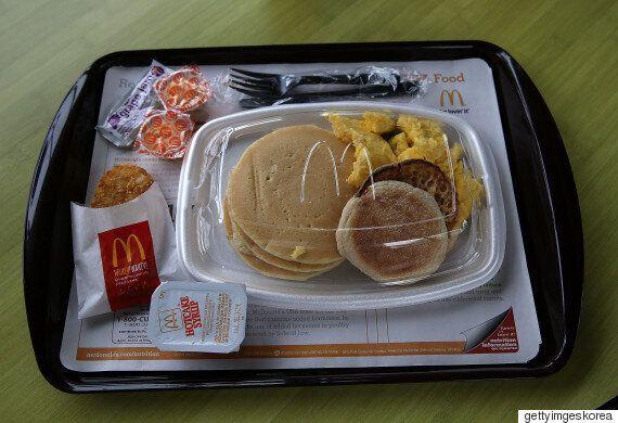 맥도날드, 10월부터 아침메뉴 하루 종일