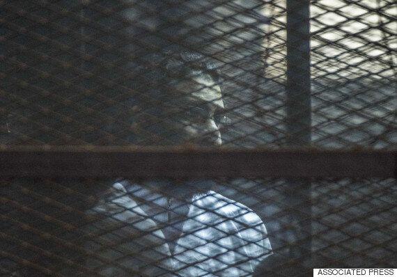 이집트 혁명의 아이콘 '알라 압델 파타'가 감옥에서