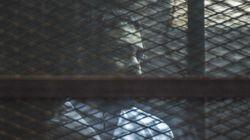 이집트 혁명의 아이콘이 감옥에서