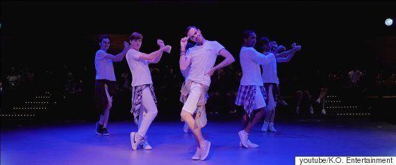 브라질 남성 6인조 댄스팀이 커버한 '여자친구'의 '오늘부터