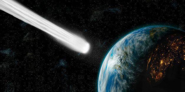 그레이엄 핸콕, 지구가 혜성과의 충돌로 20년 안에 멸망한다고