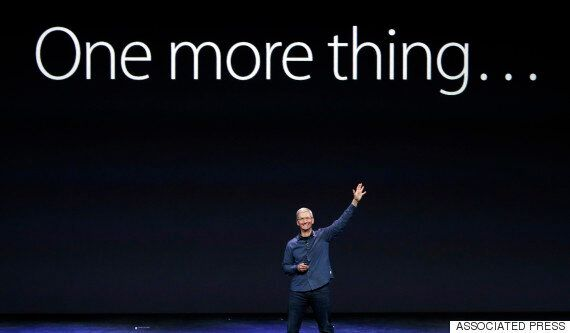 아이폰6S 발표 이벤트 생중계로 보는 3가지