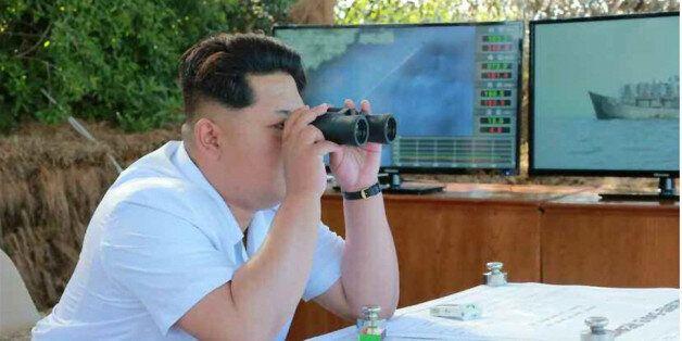 확성기 방송의 내용: 한국 VS