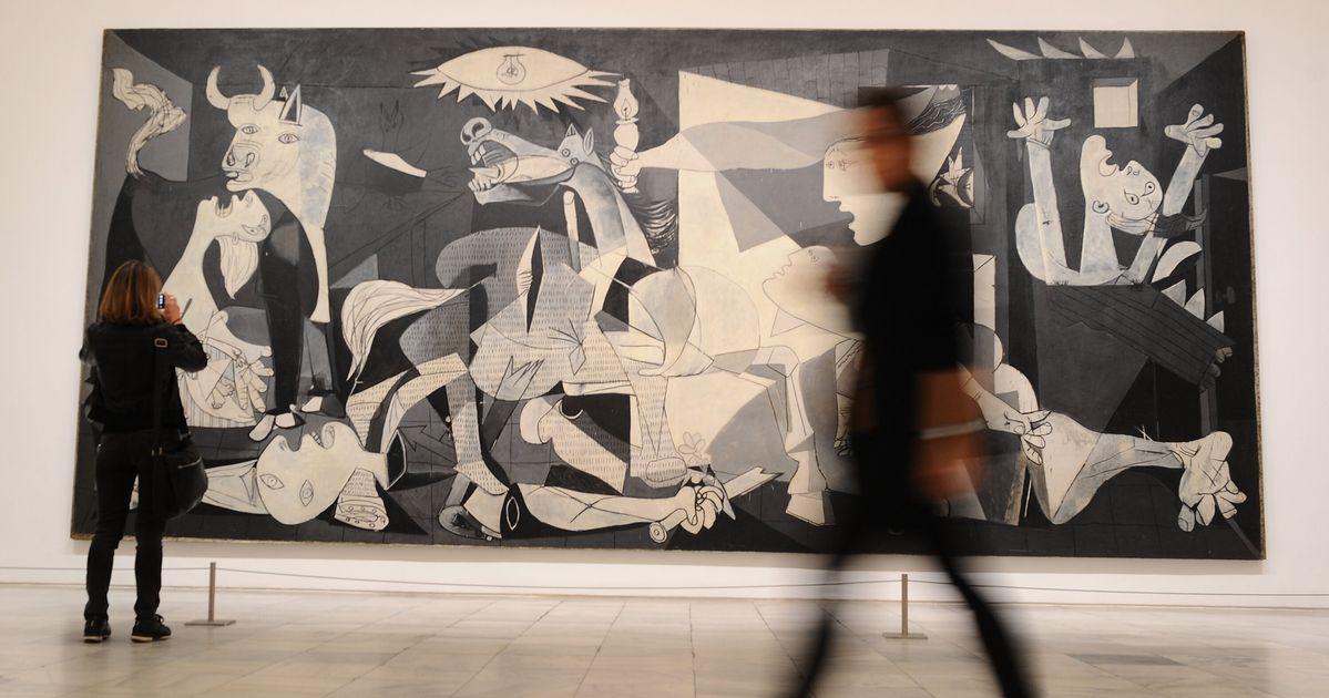 """Guernica, bombardée par l'Espagne? L'ONU s'excuse d'une """"terrible erreur"""""""