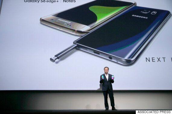 삼성 갤럭시노트5·S6엣지+ 예약판매