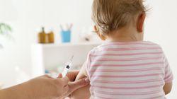 백신 기피로 매년 150만명의 어린이가