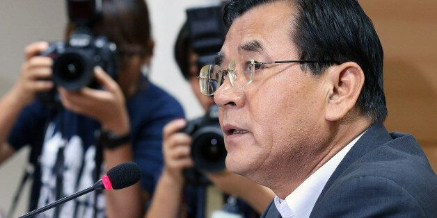 김대환 전 노동부장관