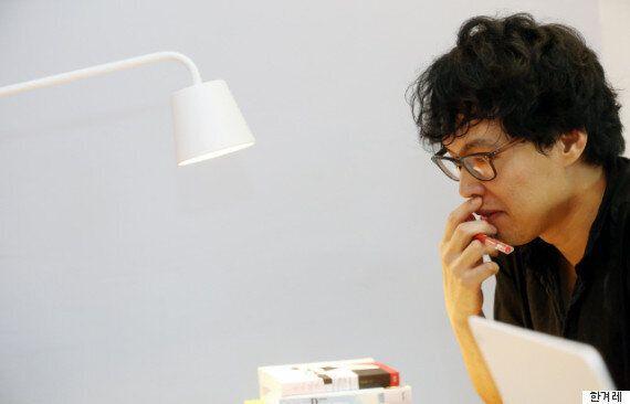셀프 수상 '상금 100억원, 세계 최고의 문학상 선정 작가 손아람'