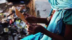 빈곤지역 사람들을 위한 '책'으로 만든