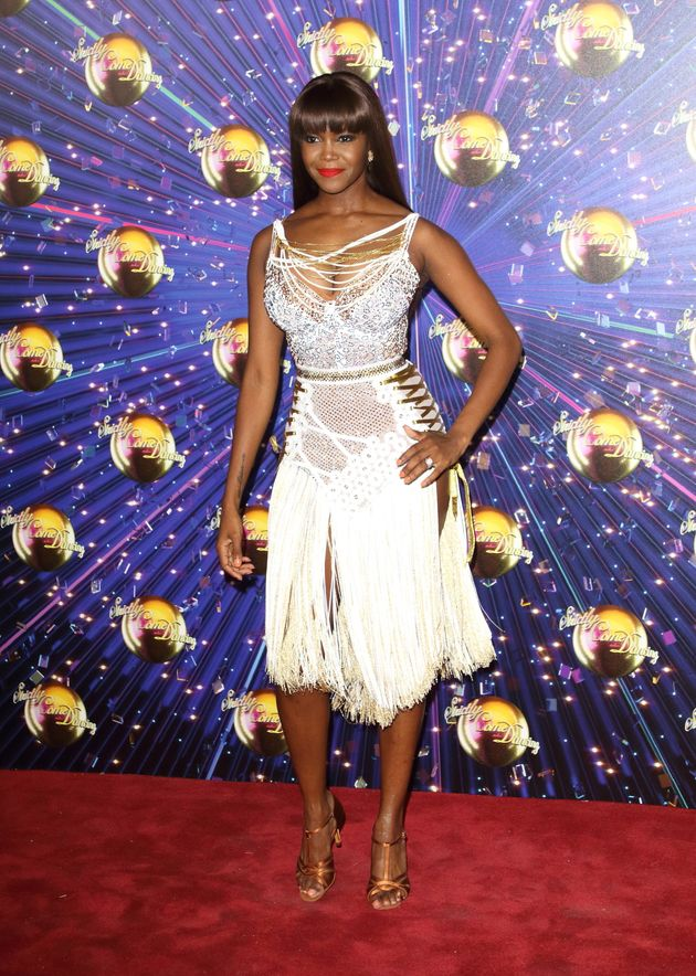 Strictly Come Dancings Oti Mabuse Admits Fears Shed Be Axed From This Years Series