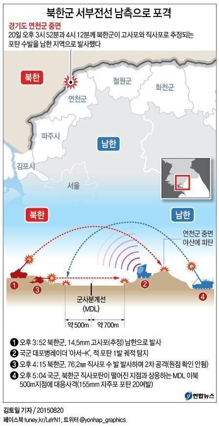 벼랑 끝 남북, '출구전략'은 대화로 풀 수