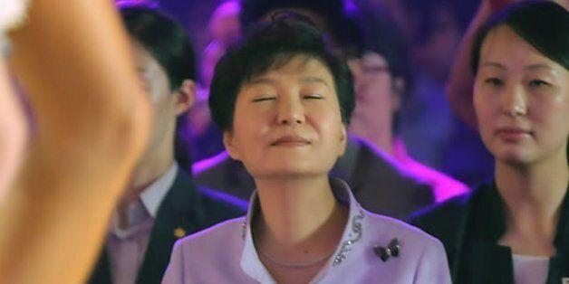 박근혜 대통령의 농담을