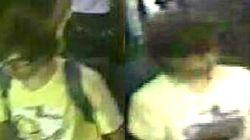 방콕 경찰은 CCTV에 찍힌 이 남자를 쫓고