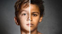 시각장애인은 인종을 구분할 수