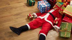 세계 경제 불황에 산타클로스도 파산