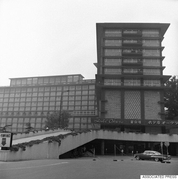 도쿄의 역사적인 보물 '호텔 오쿠라'가 재건축으로 사라진다(사진,
