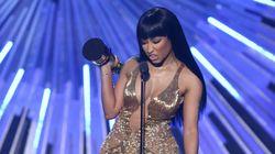 니키 미나즈, VMA 시상식에서 마일리 사이러스에게 싸움을