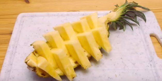 평생 써먹을 수 있는 과일 자르기 팁