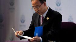 유엔 무급인턴, 반기문 총장에 편지