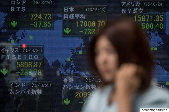 중국발 쇼크가 글로벌 경제에 영향을 끼친