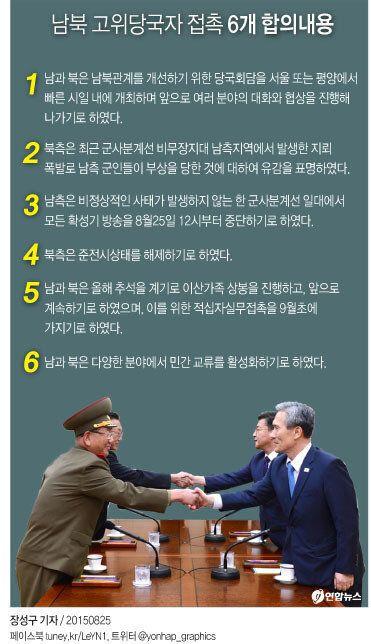 남북, 고위급접촉서 당국회담 정례화·체계화