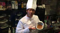 일본 AV 배우가 '똥맛 카레'를 파는 도쿄의