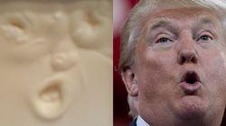 버터를 샀더니 도널드 트럼프가