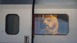프랑스 열차서 미군들이 맨몸으로 무장괴한 제압(사진,