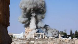 IS, 2천년된 팔미라 고대 신전 또