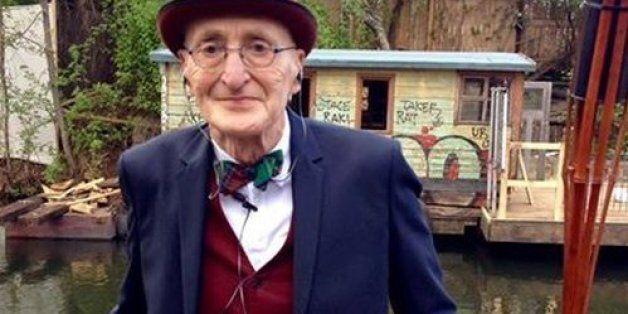 흔한 104살 독일 할아버지의