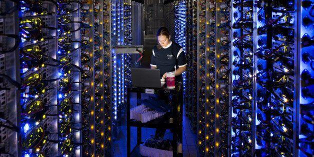 구글 데이터 센터에 4차례 벼락 : 1억분의 1 데이터 복구