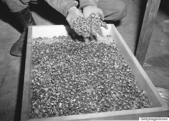 나치시대 사라진 비밀의 '황금열차'