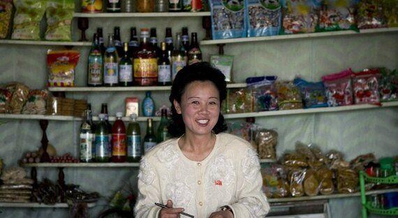 기근이 지나간 후, 북한 사람들이 살아가는