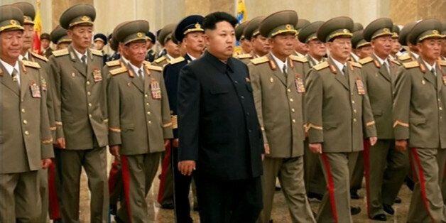 북한, 중앙군사위원회 비상 소집 : 포탄도발