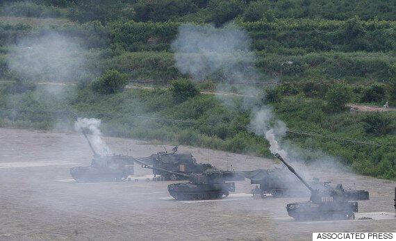 북한, 청와대에 서한