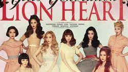 소녀시대가 점령한 빌보드 월드 앨범 차트의